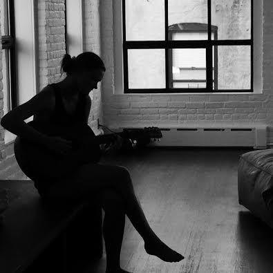 Writing music in New York