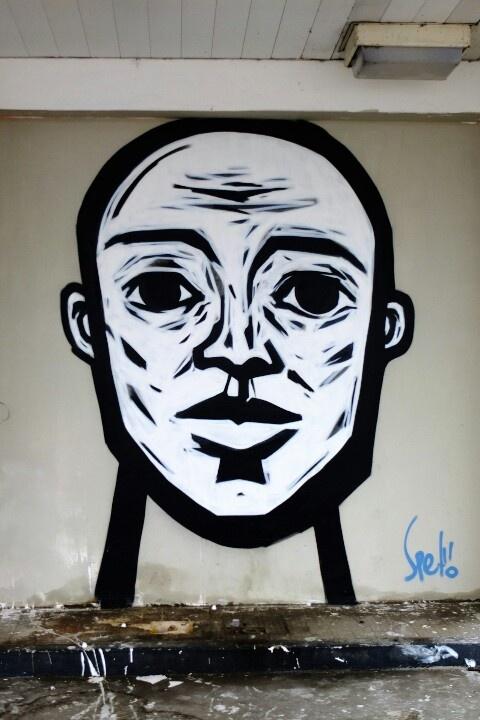 Paris 13 - 11 quai Austerlitz - street art - speto