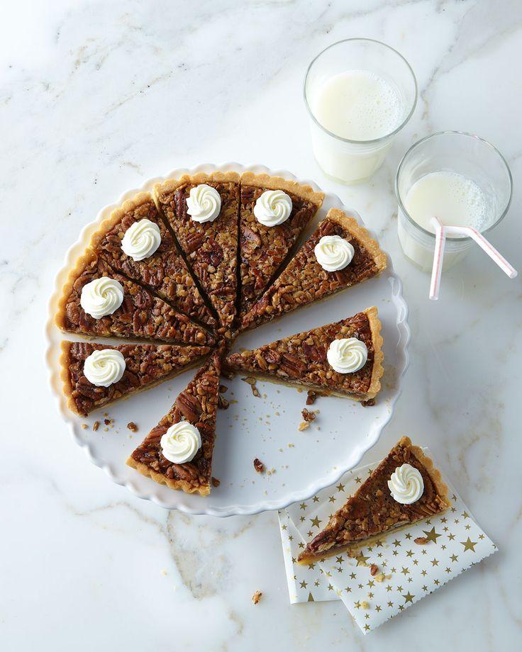 bourbon pecan tart | On The Cusp: Celebrations | Pinterest