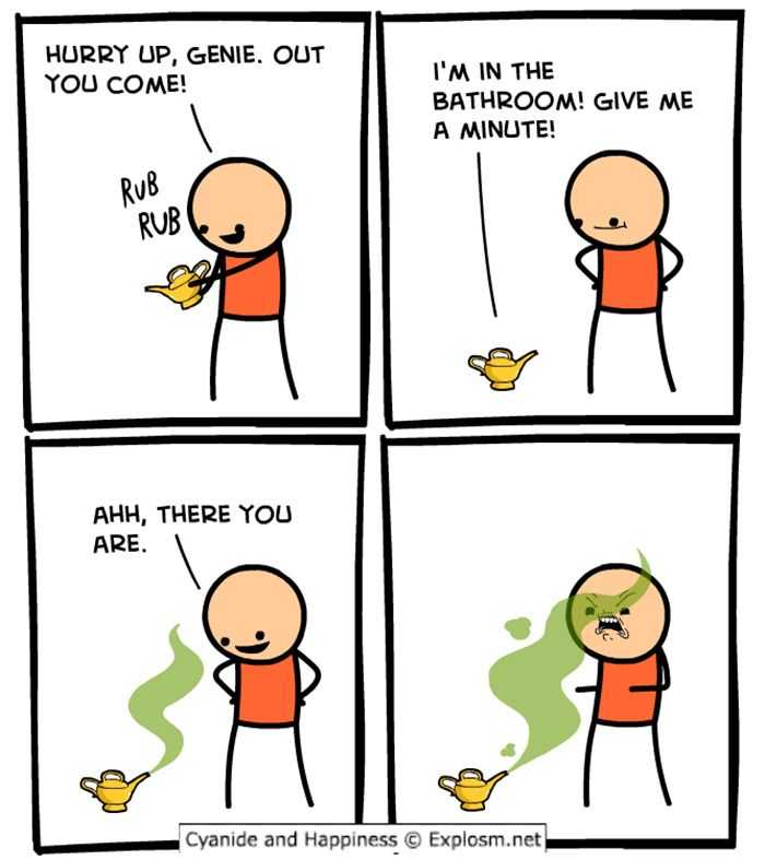 144 Brutally Hilarious Comics For People Who Like Dark Humor Cyanide Happiness Cyanide And Happiness Cyanide And Happiness Comics Funny Comics