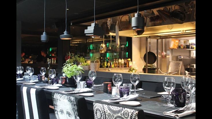 Linghoff Arkitektur - Leifs Lounge - Interior 1