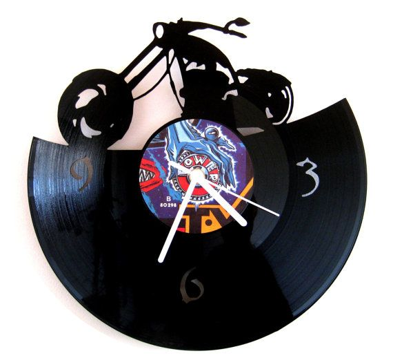 427 best record art images on pinterest vinyl records for Vinyl records arts and crafts