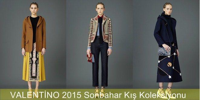 Valentino 2015 Sonbahar Kış Bohem Elbise Koleksiyonu - http://www.esyadolabi.com/valentino-2015-sonbahar-kis-bohem-elbise-koleksiyonu/