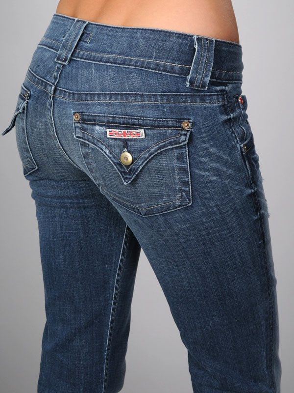 New favorite brand of jeans - Hudson. Love the pockets, they tend to flatter.