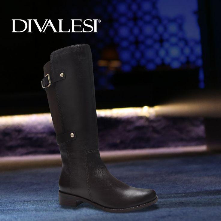 Temperatura baixa? Aqui seu estilo continua sempre em alta <3 #VáDeDivalesi http://bit.ly/divalesi