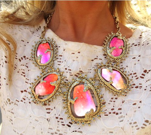 Gorg.Fashion, Statement Necklaces, Style, Beautiful, Chunky Jewelry, Jewels, Accessories, Statement Jewelry, Chunky Necklaces