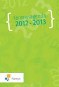 Lerarenagenda 2012-2013 - Plantyn. Voor iedere leerkracht kleuteronderwijs, lager en secundair onderwijs.