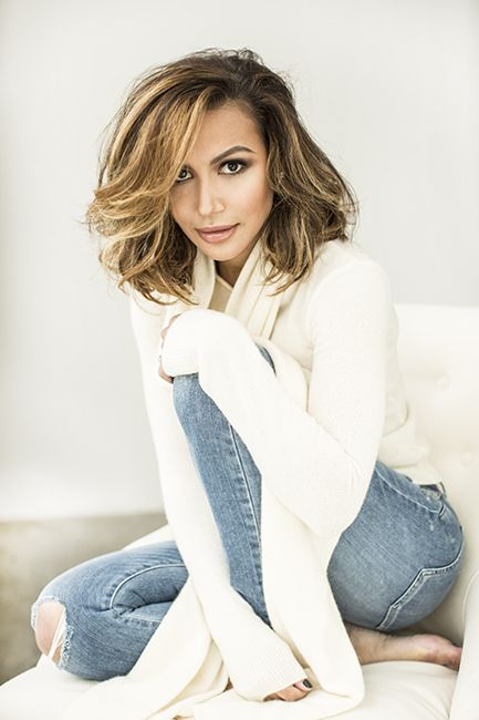 "naya-rivera: ""Naya photographed for her upcoming book, 'Sorry, Not Sorry: Dreams, Mistakes & Growing Up' """