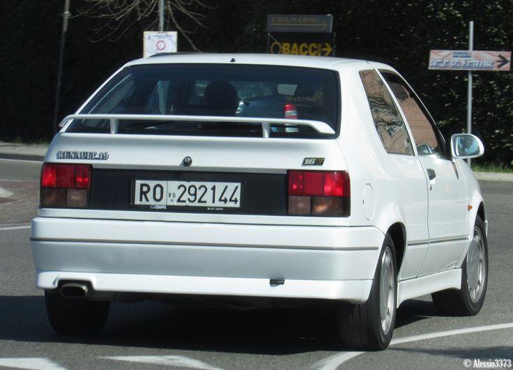 Renault 19 1.8i 16v HB