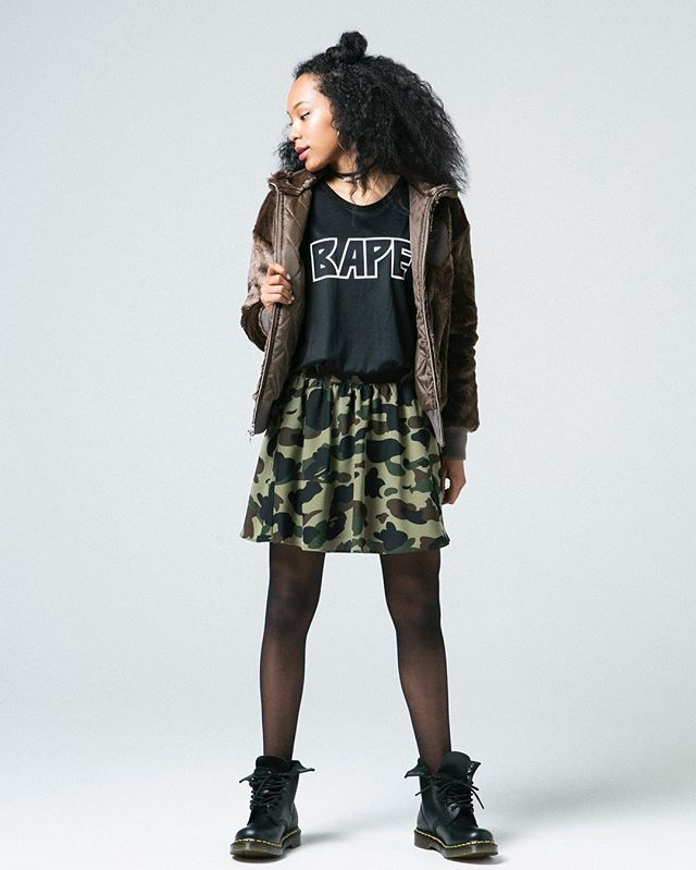 A Bathing Ape  Autumn Winter Collection Lookbook Now Available For Viewing On Us Bape