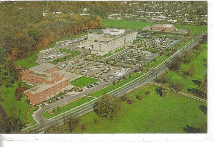 Aerial View Kettering Medical Center KetteringOhio