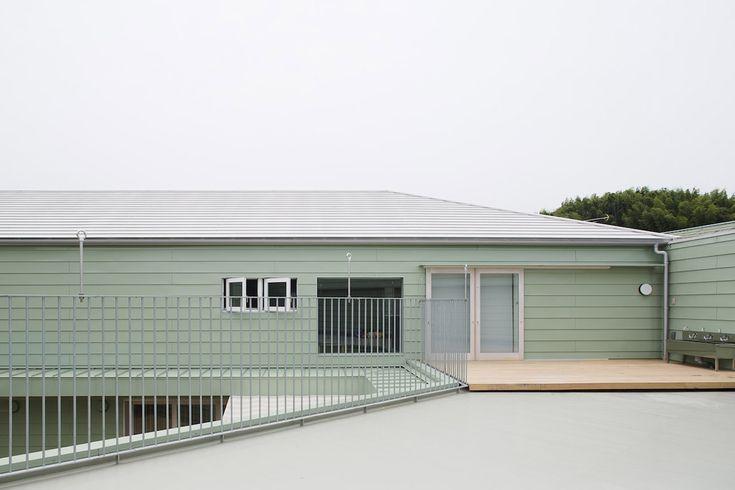 A nursery school that feels like home from Rhythmdesign + CASE-REA