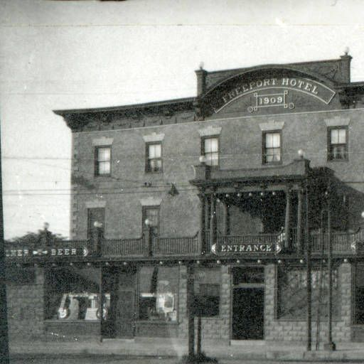 Freeport Hotel Memorial Library