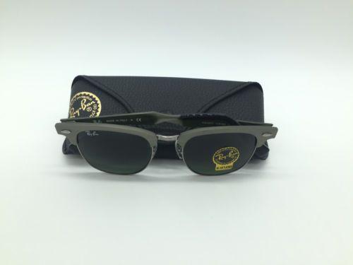 VVIIYJ stilvolle Bent Leg Ball Design flache Spiegel Sonnenbrille Sonnenbrille Männer und Frauen ,Gold Frame Black Ash