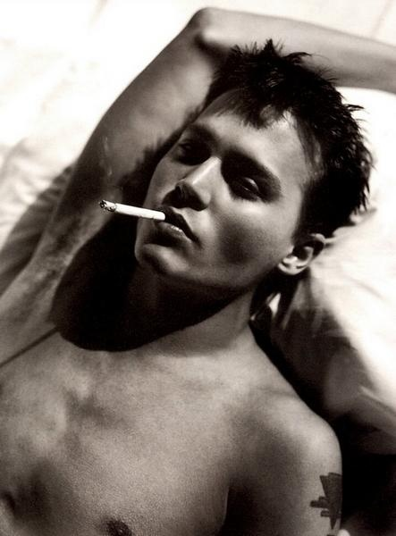 Johnny, I know babe, you make me wanna smoke afterwards too; you're that good!!!! :-))))