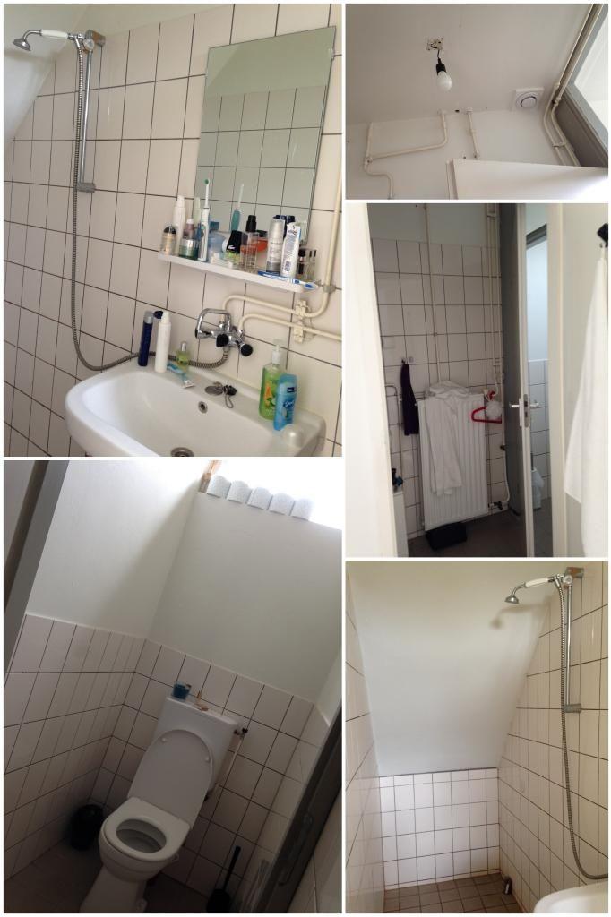 25 beste idee n over oude badkamers alleen op pinterest badkamers huis projecten en - Renovatie huis exterieur voor na ...