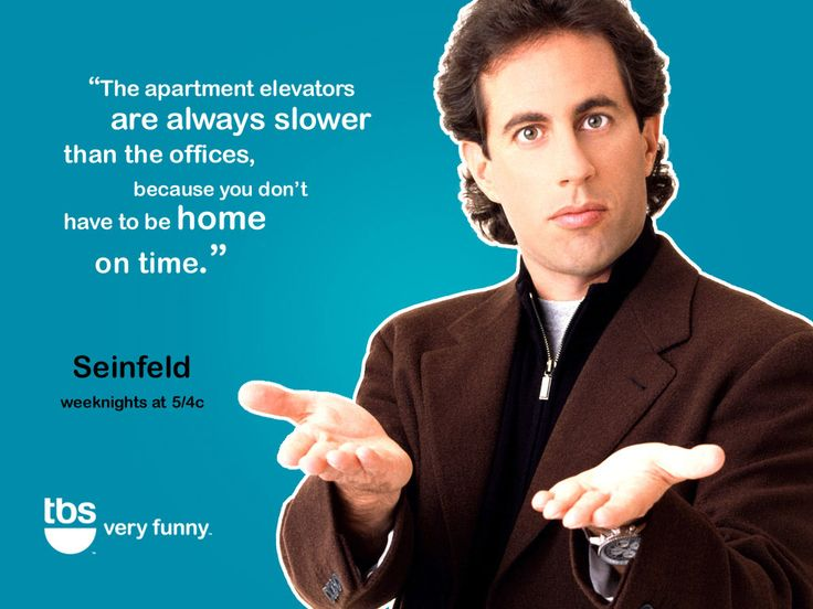 Jerry Seinfeld Quotes Custom 50 Best Seinfeld Images On Pinterest  Jerry Seinfeld Ha Ha And .