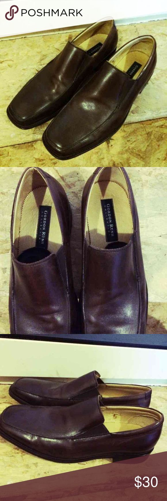 Mens brown loafers Pre loved, good condition. Cleaning out husbands shoe rack!! Bundle and save!! Soft leather Shoes Flats & Loafers