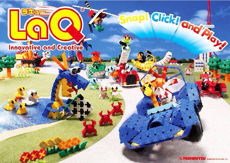 LaQ' nun Harikalar diyarı... #çocuk #puzzle #oyun #oyuncak #eğlence #model #yaratıcı  #hobi #lego #yapboz #harika #kalite #ödül #LaQ #laqturkiye