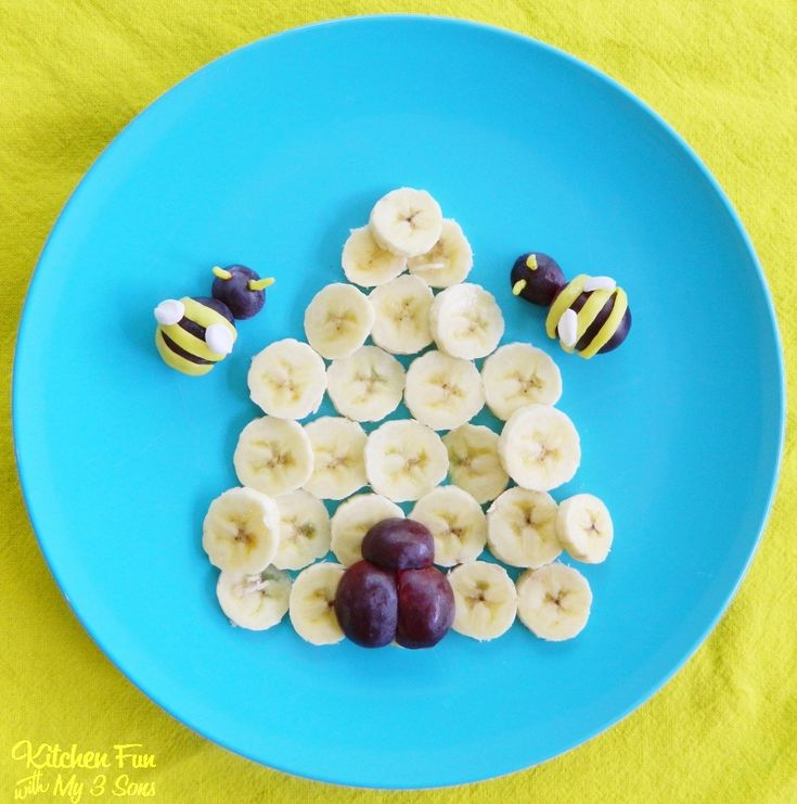 Bumble Bee Fruit Snack