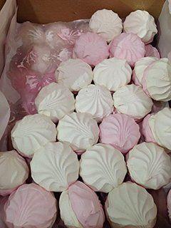 Imported Russian Loose Zefir (Marshmallow) 2LB, 900gr