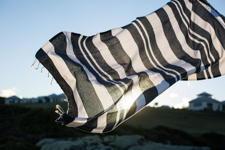 The perfect travelling companion  Lightweight, fast drying and highly absorbent