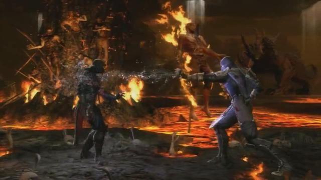 Mortal Kombat Komplete Edition Screenshot