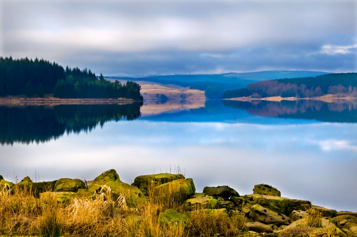 Kielder Water, Northumberland. Where my first trip away from home was, with a 3 residential in first school.