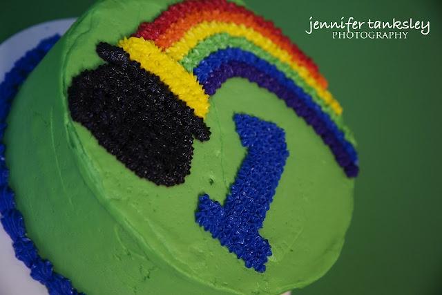 St Patrick S Day Birthday Cakes
