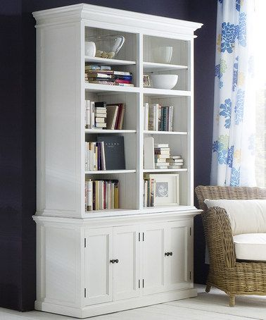 Loving This Bookcase Hutch Cabinet On Zulily Zulilyfinds 139999 Wondering About A Non Traditional Bathroom Remodel