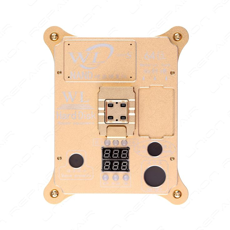 WL 64Bit Nand Test Fixture Repair For iPhone 5S 6 6P iPad  WL 64Bit Apple HDD test fixture is designed to iphone 5S / 6 / 6G / 6PLUS models were SN, country, color modification, repair phon...