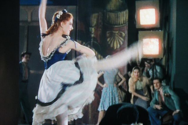 """Moira Shearer as Victoria Page in """"The Red Shoes"""" (1948)"""