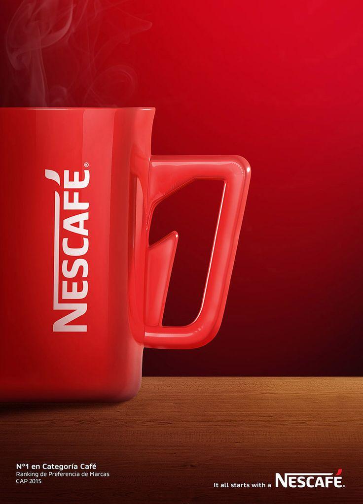 Propuesta de grfica para Nescaf - 1er. puesto en la ...
