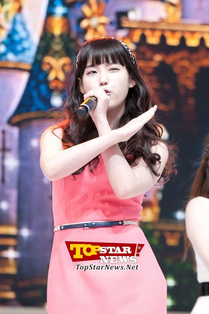 K-POP STAR IU  아이유(IU), '너랑 나랑은 지금 안되지!' …2012 희망 TV SBS 생방송 현장송 현장