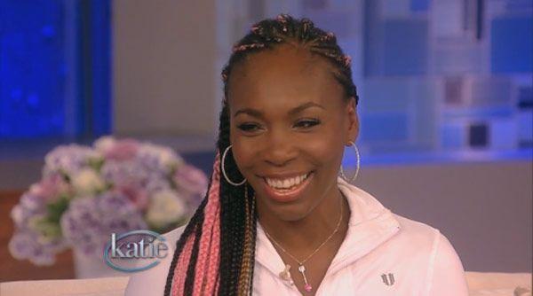 Venus Williams Reveals Her Struggles With Sjogren'sSyndrome