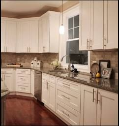 White Shaker Top Quality All Wood Rta Kitchen Cabinets Self Closing : all-wood-rta-kitchen-cabinets - kurilladesign.com
