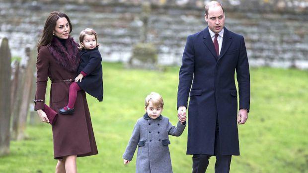 Det ventes, at hertugparret af Cambridge og deres børn i løbet af året vil flytte fra landet og til Kensington Palace i London.