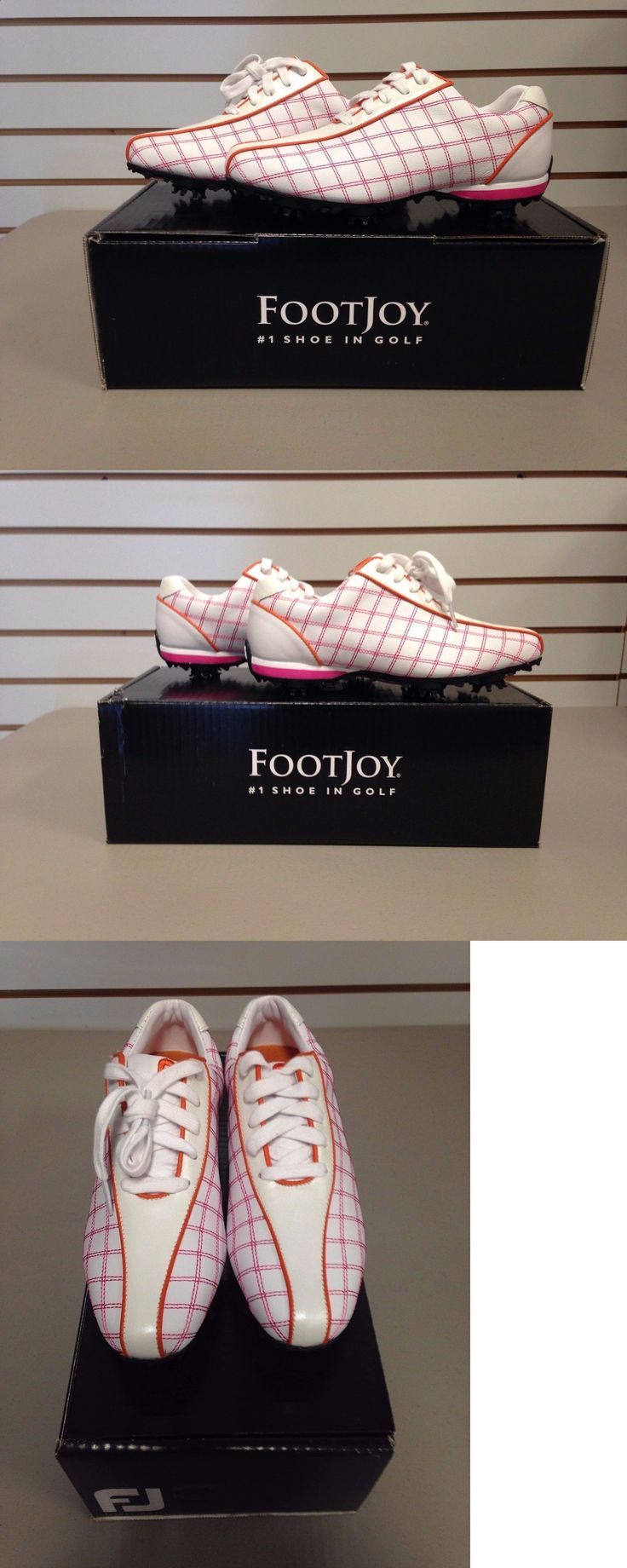 Golf Shoes 181147: Footjoy Lopro Women S Golf Shoe New In Box -> BUY IT NOW ONLY: $59.99 on eBay!