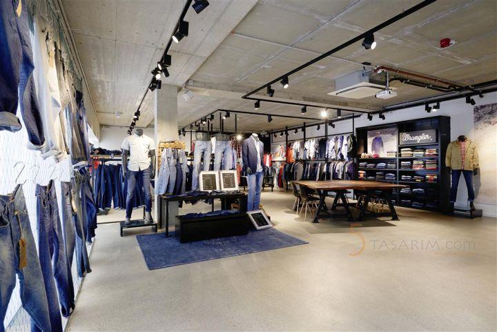 kot mağazası tasarımı modelleri