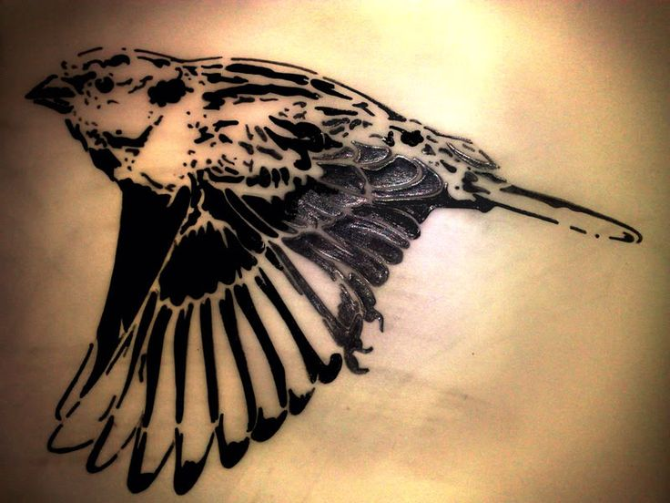 sparrow tattoo | tattoos expert: Sparrow Tattoos Designs and Meaning