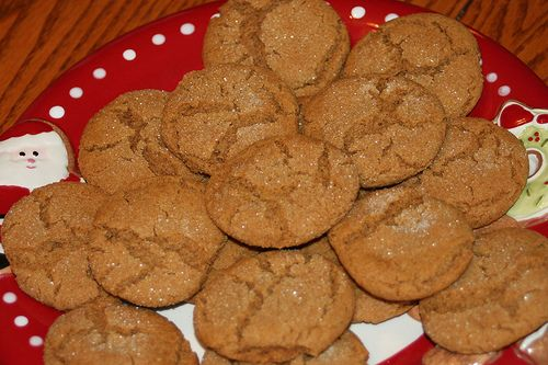 Gluten-free ginger snap cookies. Use for base of cinnamon cheesecake ...