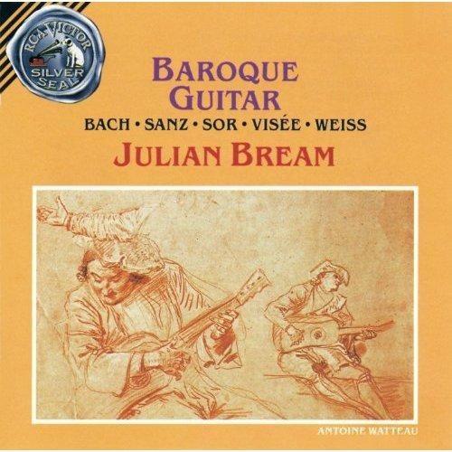 Julian Bream - Bach: Prelude in D Minor/Suite in E Minor
