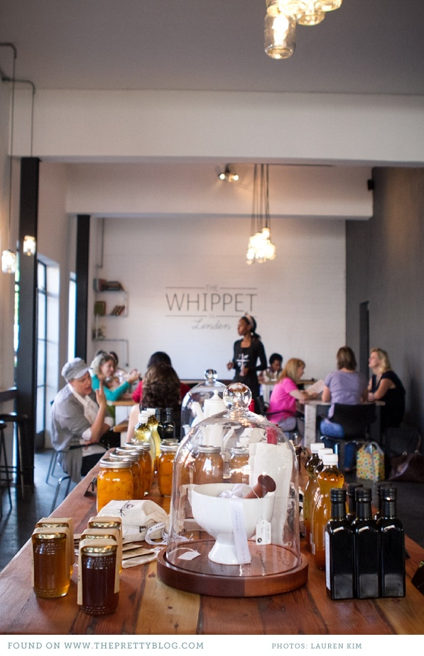 The Whippet Coffee Shop, Linden Johannesburg.