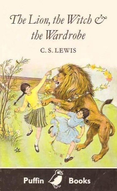 The Lion, the Witch and the Wardrobe by C.S. Lewis My favourite childhood book