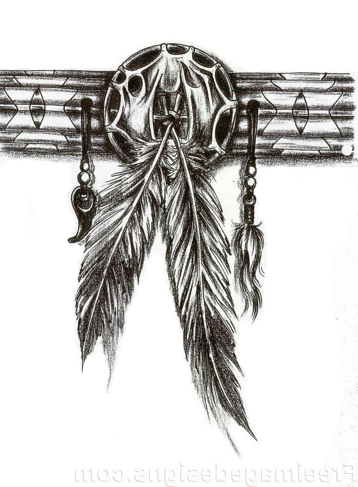 Native tribal band tattoo