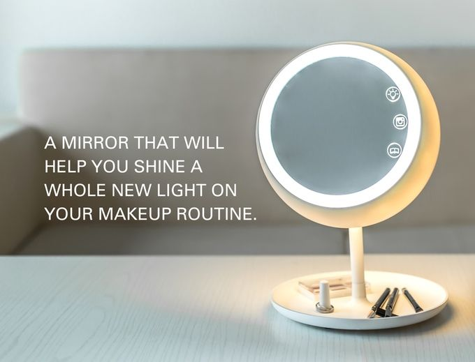 JUNO|The Smartest Makeup Mirror Ever by Team JUNO — Kickstarter