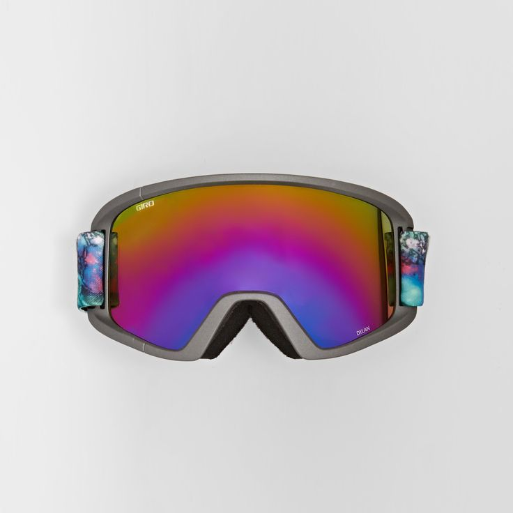 Giro Womens Dylan Snow Goggle, Black Galaxy. Pin-To-Win your Christmas wish list at Surfdome!