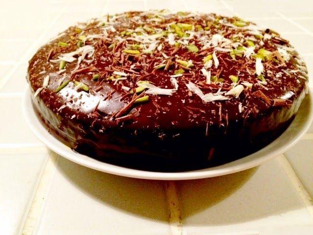 Claire Au Matcha: Namandier glacé au chocolat façon Jonathan Blot