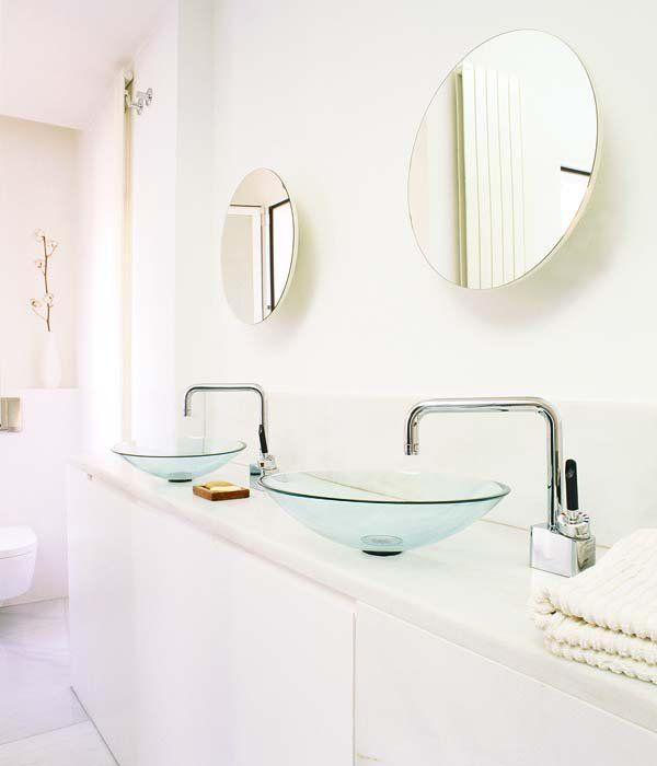 Die besten 25+ Mediterrane badezimmer spiegel Ideen auf Pinterest - accessoires f r badezimmer
