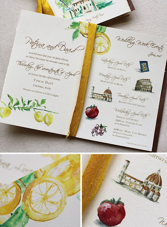 Best 25 Italian wedding invitations ideas on Pinterest Italian